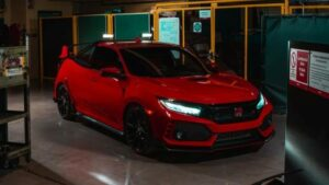 Fotos del Honda Civic Type R pick-up