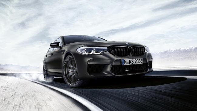 BMW M5 Edición 35 Aniversario: serie limitada a 350 unidades