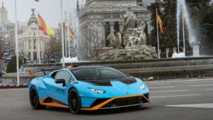 Fotos: Lamborghini Huracán STO 2021