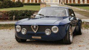 Fotos: Totem GT Electric 2020 (Alfa Romeo Giulia eléctrico)