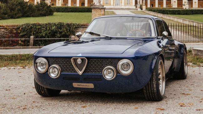 Totem GT Electric: el Alfa Romeo Giulia GTA de cero emisiones