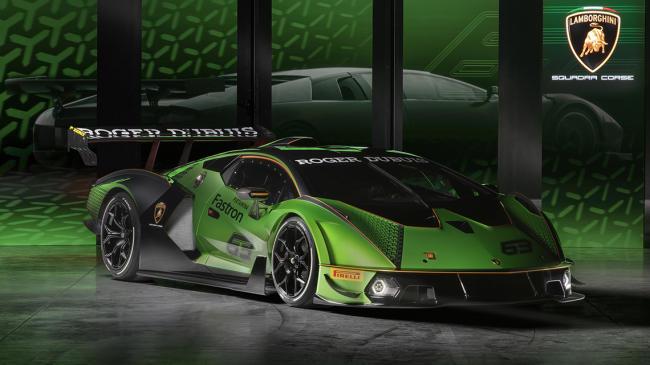 Lamborghini Essenza SCV12: más de 830 CV nacidos para circuito