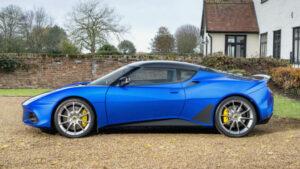 Fotos del Lotus Evora GT410 Sport