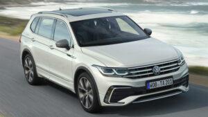 Fotos: Volkswagen Tiguan Allspace 2021