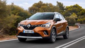 Fotos del Renault Captur a prueba