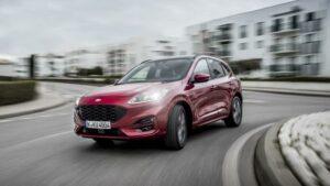 Fotos Nuevo Ford Kuga 2020