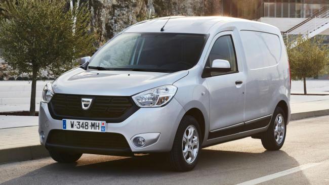 Dacia Dokker Van 1.5 dCi 90 CV: así es la furgoneta más barata