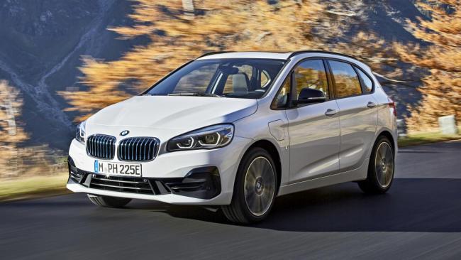 BMW actualiza los Serie 2 Active Tourer y Grand Tourer
