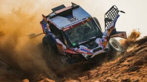 Octava etapa del Rally Dakar