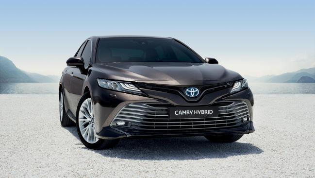 Toyota Camry: precios para España