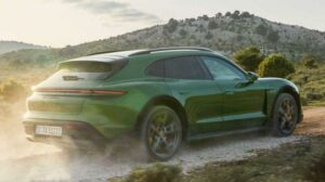 Fotos: Porsche Taycan Cross Turismo 2021