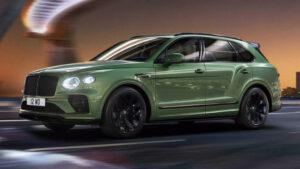 Fotos: Bentley Bentayga 2021
