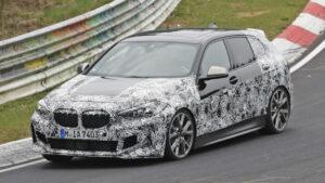 Fotos espía del BMW Serie 1 2020