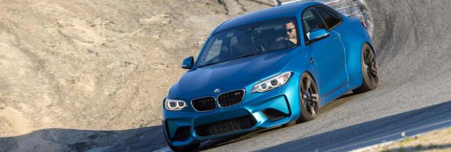 BMW M2: finalista del Coche del Año EVO 2016