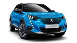 Fotos del nuevo Peugeot 2008