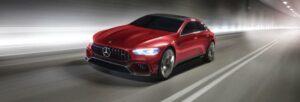Fotos del Mercedes-AMG GT Concept