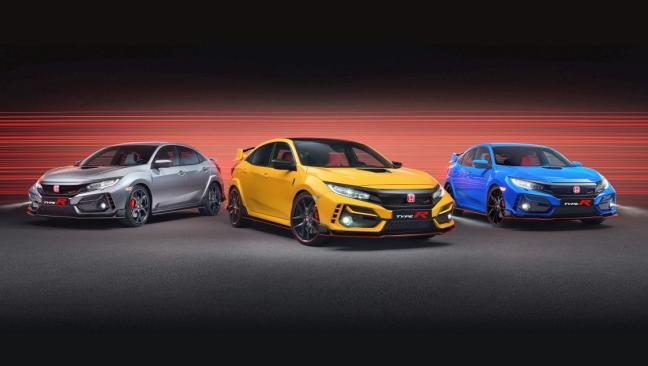 Honda Civic Type R: las nuevas versiones Limited Edition y Sport Line ya están disponibles en el mercado español
