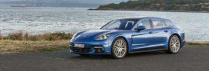 Fotos de la prueba del Porsche Panamera Sport Turismo