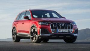 Fotos del nuevo Audi Q7
