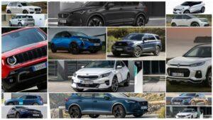 Los mejores SUV híbridos enchufables (PHEV) para 2021