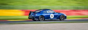 Fotos de la prueba del Nissan GT-R 2017