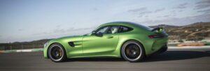 Fotos del Mercedes AMG GT R, a prueba