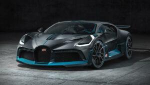 Fotos del Bugatti Divo