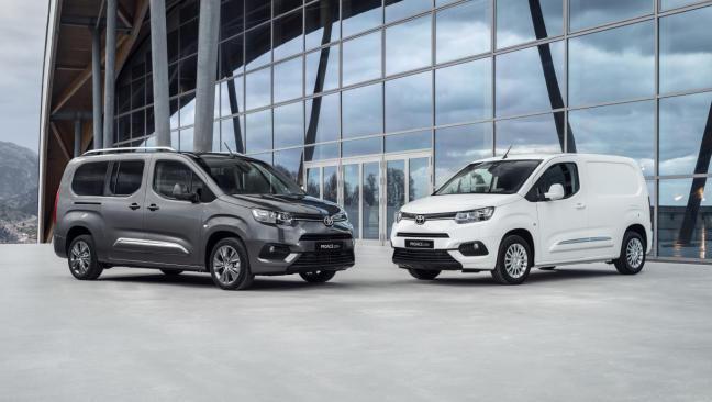 Toyota Proace City: así es el Citroën Berlingo japonés