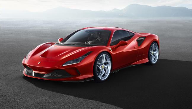 Ferrari F8 Tributo: 720 CV para el sustituto del 488 GTB