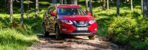 Fotos prueba Nissan X-Trail