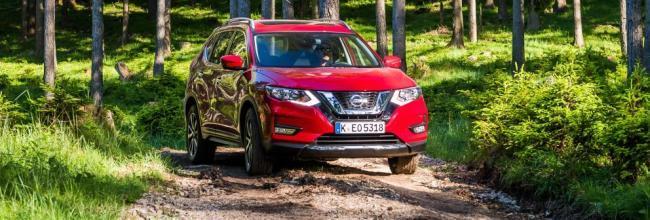 Nissan X-Trail: con motor de 160 CV, caja automática y muy equipado, por 23.900 euros