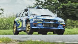 Fotos del Subaru Impreza S3 WRC 97