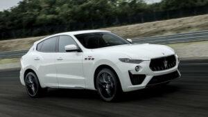 Fotos: Maserati Levante Trofeo 2020