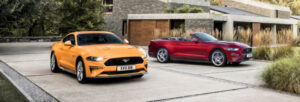 Fotos del Ford Mustang 2018 europeo