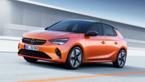 Fotos del Opel Corsa-e