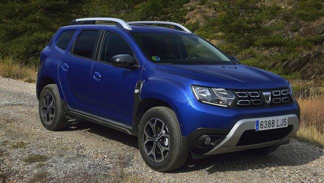 Nuevo Dacia Duster GLP 2020: llega la versión con etiqueta ECO