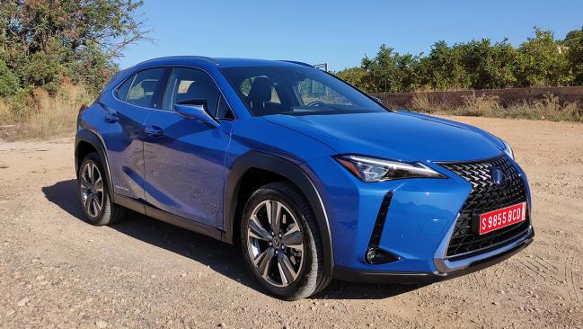 Prueba Lexus UX300e 2020: ¿cómo va el primer SUV eléctrico de la marca?