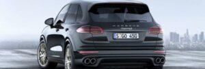 Fotos del Porsche Cayenne Platinum Edition