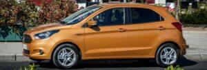 Fotos de la prueba del Ford Ka+ 2017