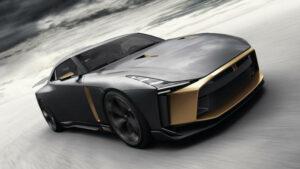 Fotos del Nissan GT-R50 Italdesign