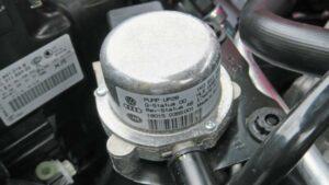 Fotos de los componentes del vano motor