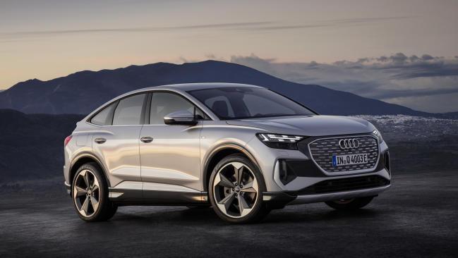 El nuevo Audi Q4 e-tron 2021 ya tiene precio: desde 44.460 euros