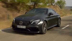 Fotos: Prueba del Mercedes-AMG C63 S Coupé