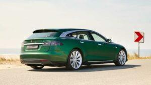 Fotos: Tesla Model S Shooting Brake