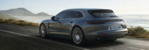 Fotos del Porsche Panamera Sport Turismo