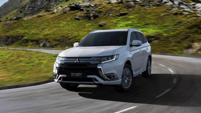 Mitsubishi Outlander PHEV 2019, potencia la eficiencia