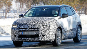 Fotos espía del Opel Grandland X 2021