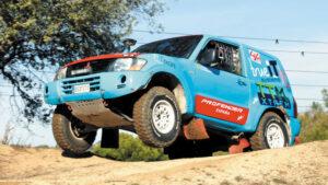 Fotos: Mitsubishi Montero DI-D competición
