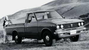 Fotos de los 50 años del Toyota Hilux