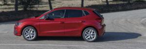 Fotos del nuevo Seat Ibiza TGI